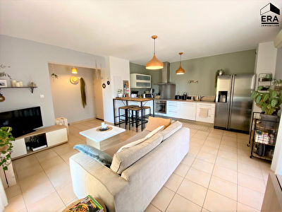 A VENDRE 13120 GARDANNE APPARTEMENT TYPE 3 DE 59 M² TERRASSE 2 PARKING